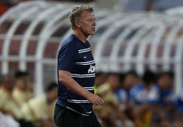 Moyes expects improved Manchester United performance