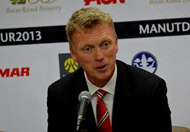 Moyes reveals Manchester United have money to spend on 'the best players around'