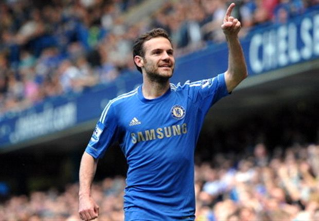 Atletico Madrid coach Simeone coy on Mata loan talk