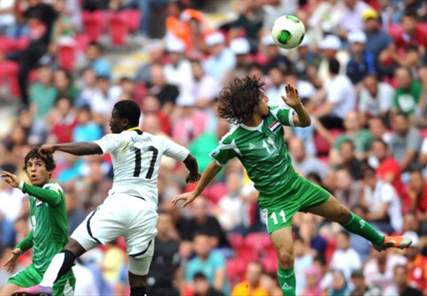 Piala Dunia U-20: Tekuk Irak, Ghana Rebut Posisi Tiga