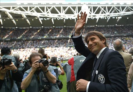 Can Conte rebuild Chelsea like Juve?