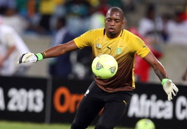 Khune dismisses reports linking him to German side Hannover 96