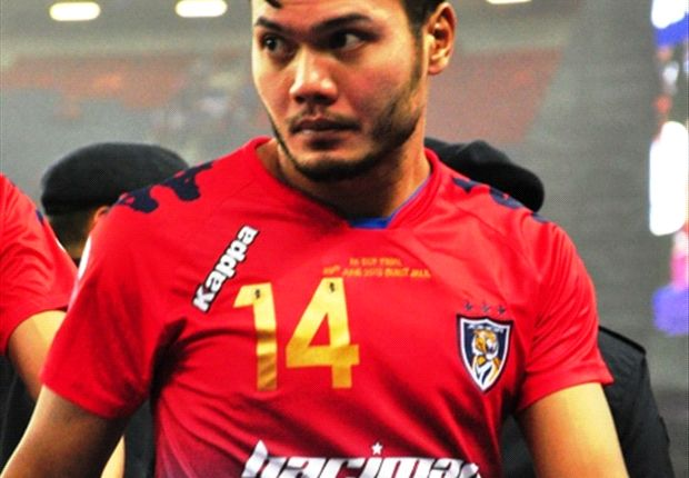 Safee wants to start 2014 with a bang.