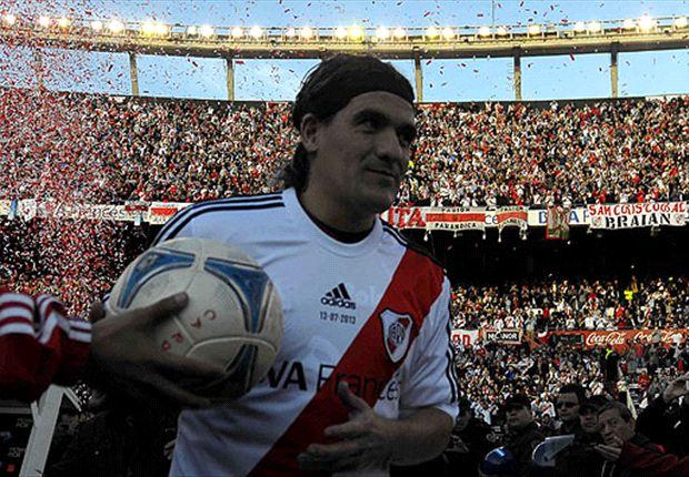 Ortega criticó el funcionamiento del equipo de Ramón Díaz y el rendimiento de Teo Gutiérrez.