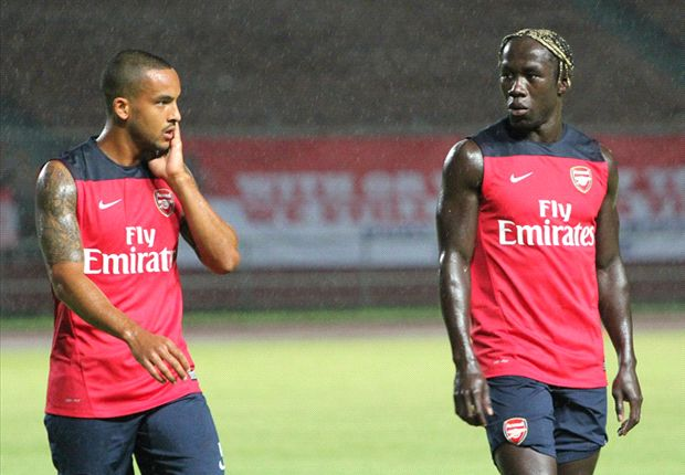 Sagna confident of rediscovering best form for Arsenal