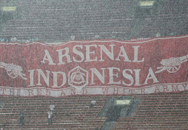 Arsenal minta agar uang yang dikeluarkan fans untuk menghadiri kegiatan mereka segera dikembalikan