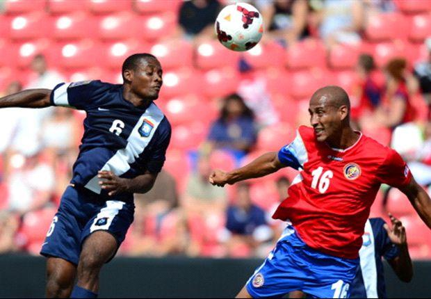 Copa Oro: Costa Rica 1-0 Belice | Un Autogol da la victoria a Costa Rica