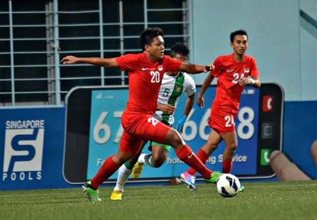 LionsXII midfielder Izzdin Shafiq will be in Singapore colors for the competition