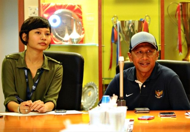 Rahmad Darmawan says his Indonesia U23 team paid for not taking their chances (Photo:FAS)