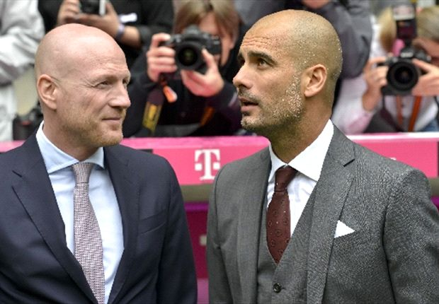Sammer hits out at Guardiola critics