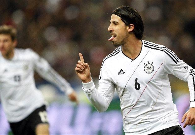 Die deutsche Mannschaft will im Test gegen Paraguay überzeugen