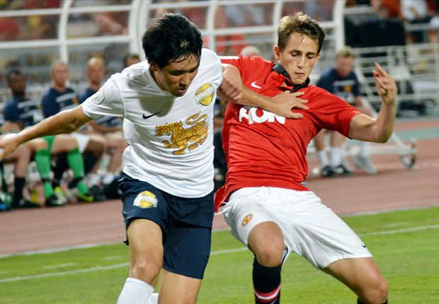 Januzaj predicting big season with Manchester United