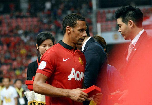 Moyes was my choice to suceed Sir Alex Ferguson, says Rio Ferdinand