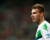 Wolfsburg terminate Bendtner contract