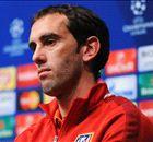 CHAMPIONS | El XI del Atlético de Madrid en el Allianz