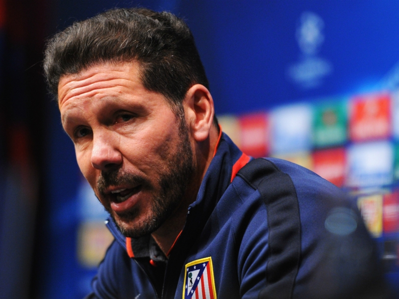 Stangata confermata per l'Atletico: ricorso respinto, 3 turni a Simeone