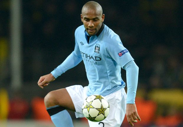 Manchester City confirm Maicon sale to Roma