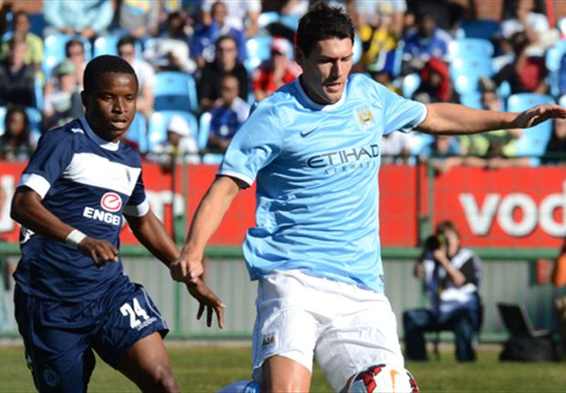 Barry uncertain over Man City future