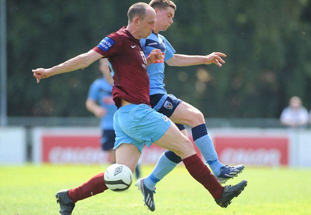 UCD 2-2 Drogheda United - Students take advantage of Drogs' European hangover