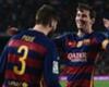 Pique: Messi tops 'human' Ronaldo
