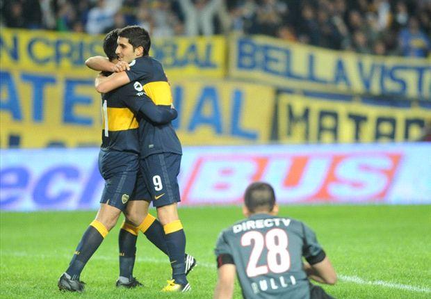Boca se quedó con el primer partido de la Copa de Invierno.