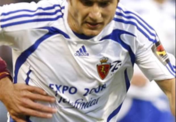 Javier Paredes firma por dos temporadas más con el Real Zaragoza