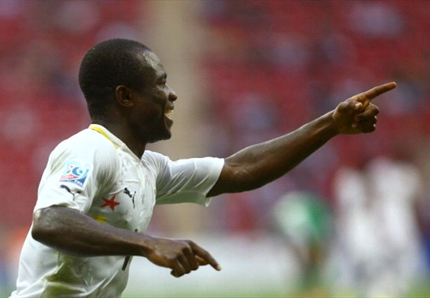 Ghana youth star, Frank Acheampong
