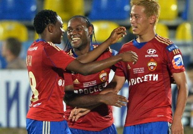 CSKA Moscow - Krylya Sovetov Betting Preview: Expect the champions to stroll to victory