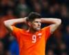 Oranje: Blind verzichtet auf Huntelaar