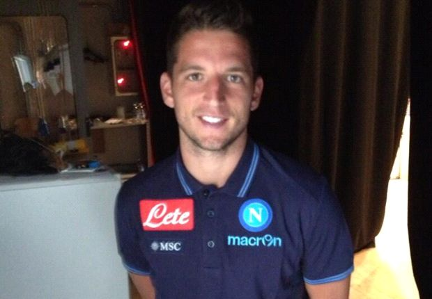 My heart chose Napoli, admits Mertens