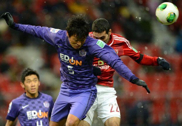 REVIEW J-League: Sanfrecce Hiroshima Tinggalkan Omiya Ardija, Shonan Bellmare Mengejutkan
