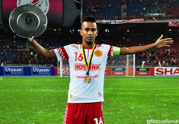 Badhri struggled in the Malaysia Cup final against Pahang.