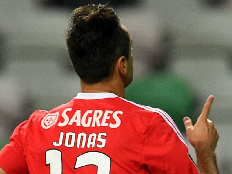 RUMEUR - Jonas (Benfica) vers la Chine ?