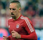 Bayern, la situation de Ribéry reste indécise