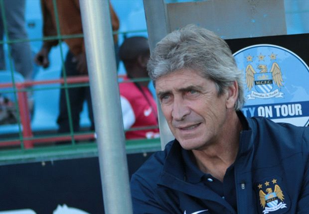 Pellegrini: Manchester City squad is best in England