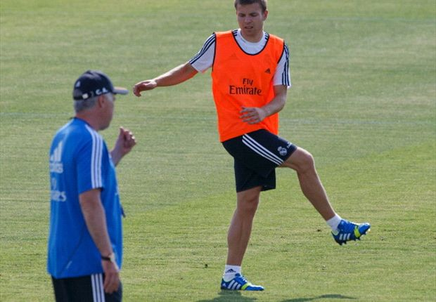 Assier Illarramendi Stres Di Real Madrid?