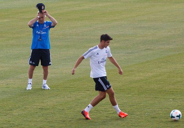 Morata salutes Ancelotti tactics