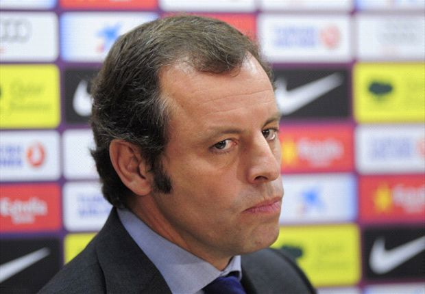 Rosell urges Pep to run for Barcelona president