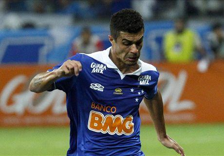 Cruzeiro deve ter voltas de Dedé e Egídio