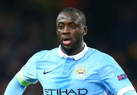 Agent: Toure in talks with Inter