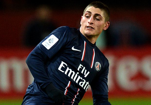 I snubbed Juventus for PSG - Verratti