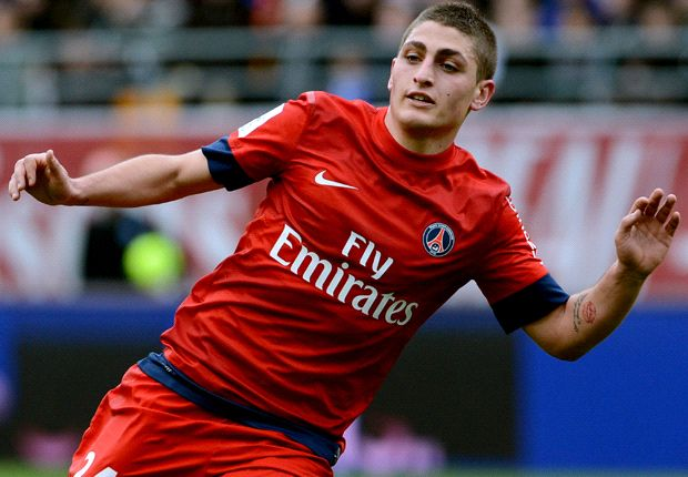 Verratti-PSG contract talks hit snag