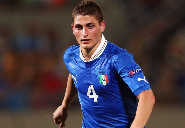 Verratti: It's phenomenal to play with Pirlo