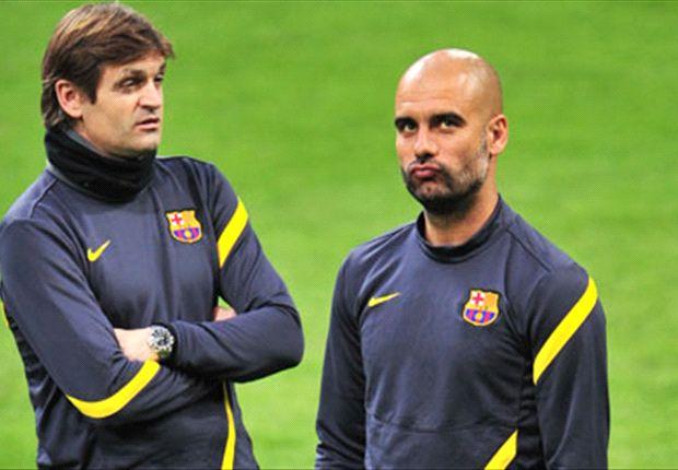Guardiola: Vilanova's illness is hard for me