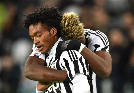 Juventus no se rinde por Cuadrado