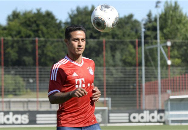 Thiago will be one of the best - Montoya