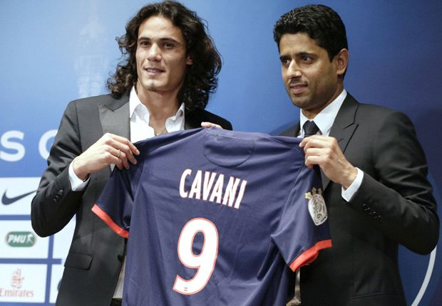 Napoli must turn the page without Cavani, says De Laurentiis