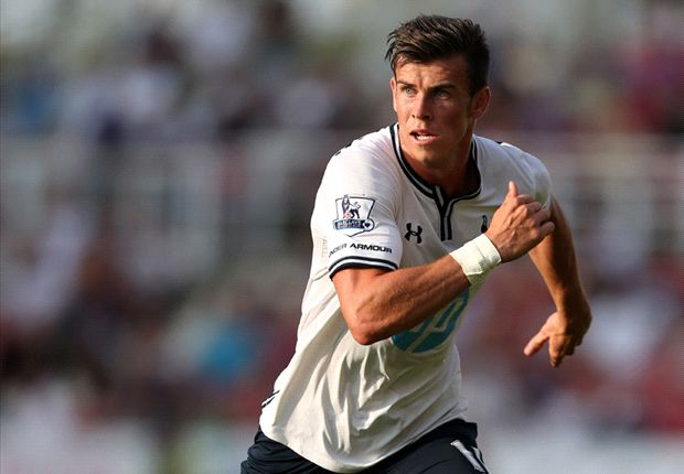Tottenham won't negotiate over Bale exit - Villas-Boas