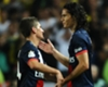 Cavani hails 'phenomenon' Verratti