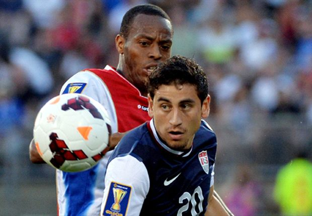 USA 1-0 Costa Rica: Americans win Gold Cup Group C